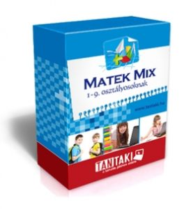 Matek Mix ingyenes oktatóanyag